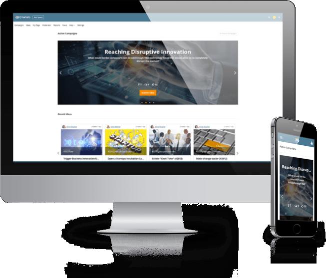 Innovation Management Platform